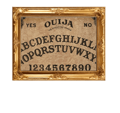 Ouija Game Is Not A Game!
