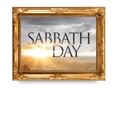 The Sabbath rember to keep it Holy